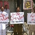 YDA Balochistan Protest in Quetta 5