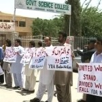 YDA Balochistan Protest in Quetta 9