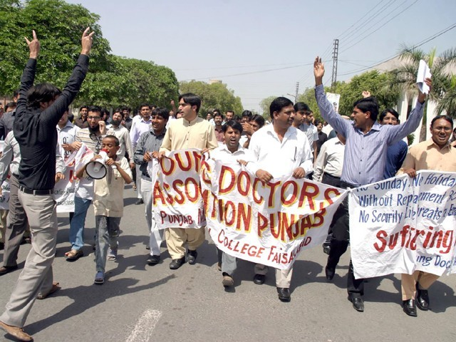 Public sector doctors: 'Pay demands met but service issues remain'