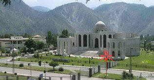 Justice Azam Khan sworn in as AJK Chief Justice