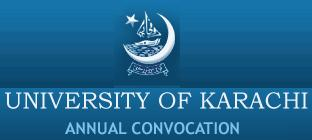University of Karachi Annual Convocation 2011