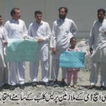 NCHD Employees Protest in Shangla