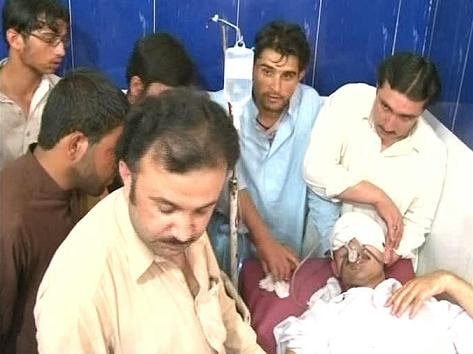 Quetta: Police Firing & Shelling on Doctors Rally, 11 wounded, 72 arrested