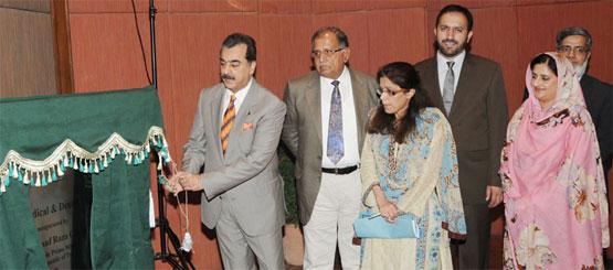 PM inaugurates Federal Medical, Dental College in Islamabad