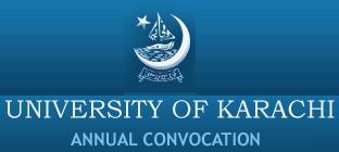 University of Karachi Annual Convocation 2011