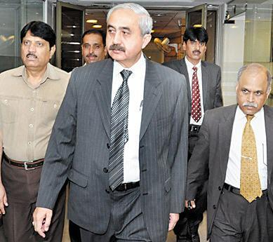 NHA New Chairman Muhammad Ali Gardezi took Charge