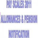 Pay Sclaes 2011, Pension and allowances logo