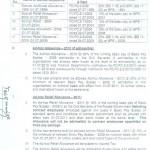 Punjab Govt Notification Pay Scales 2011 & Raise of Allowances & Pension (2)