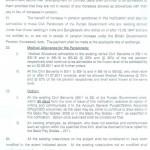 Punjab Govt Notification Pay Scales 2011 & Raise of Allowances & Pension (5)