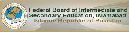 Federal Board (FBISE) Matric 9th Class Result 2011