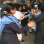 Nurses Clash with Lady Police in Lahore
