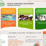 Application Form Educators 2011 - Punjab School education Department