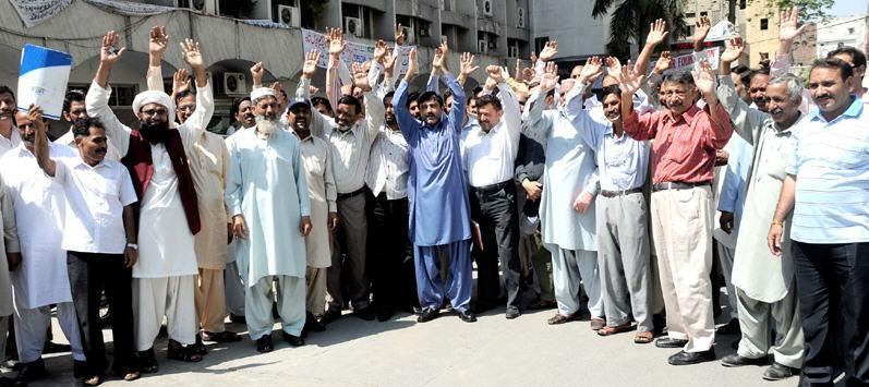 Employees of FBR call off strike | PAKWORKERS