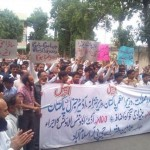 AGPR employees protest for audit allowance