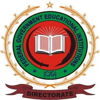 FGEI Logo - federal govt educational institutions
