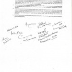 Punjab Doctors Agreement of Service Structure Page 6/6