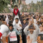 Punjab Hospitals Contract Employees Protest at Ganga Raam Lahore