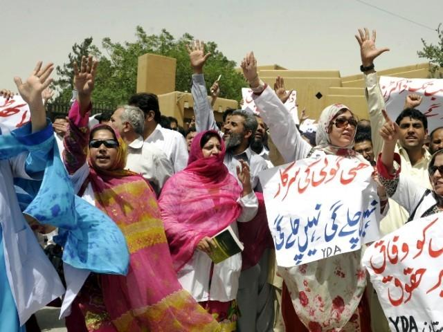 Doctors strike may prove injurious for their health – CM Balochistan Raisani