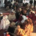 Para medical staff dharna outside CM Lahore office
