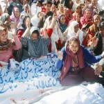 Punjab paramedics besiege cm secretariat Lahore