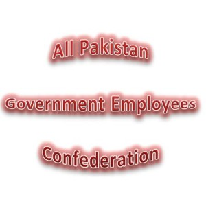 All Pakistan Govt employees confederation - APGEC Logo