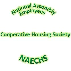 National Assembly Employees Cooperative Housing Society Islamabad - NAECHS Logo