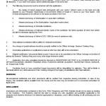 Pakistan Marine Academy Seamen Traning GP-III Admission Application Form 2
