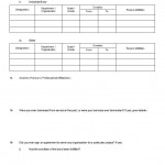 BZU Multan Job Application Form 3