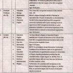 Jobs in Education University Lahore