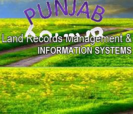 Jobs in Punjab LRMIS – Land Records Management & Information Systems