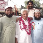 Sialkot Hydro Workers Union celebration on Success 3