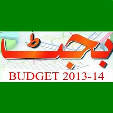 Housing Monetization, Pay Increase for Govt Employees – Federal Budget on June 12, 2013