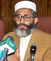 Siraj-ul-Haq Finance Minister KPK