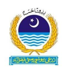 University of Agriculture Faisalabad (UAF) Logo