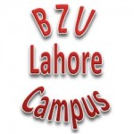 Bahauddin Zakariya University (BZU) Lahore Campus