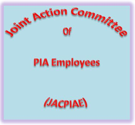 Joint Action Committee of PIA Employees (JACPIAE) interested in buying PIA shares