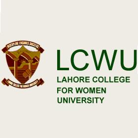 Jobs in Lahore College for Women University LCWU Lahore