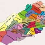 Punjab Map in Details