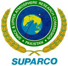 Space and Upper Atmosphere Research Commission (SUPARCO) Logo