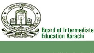 Board of Intermediate Education Karachi Inter Home Economics Part-I, Diploma in Physical Education Result 2013