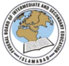 Federal Board Intermediate / HSSC Part II Result 2013
