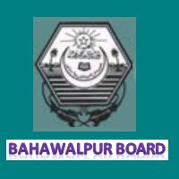 Bahawalpur Board First Year Result 2013