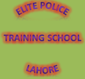 Jobs in Elite Police Training School Lahore