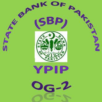 Jobs in State Bank Young Professionals Induction Program OG-2, 3rd Batch