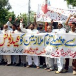 WAPDA Pegham Union Demands Eid Bonus for Employees