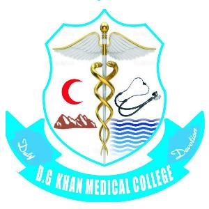 D.G. Khan Medical College Logo