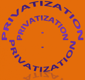 Privatisation Logo