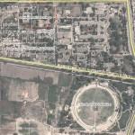 Sahiwal Medical College Sahiwal - Location Map
