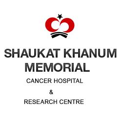 shaukat khanum hospital logo - skmch and rc