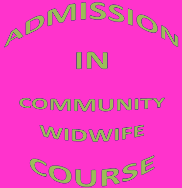 Admission in Community Midwife Course (Punjab's Union Councils)